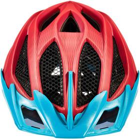 KED Spiri Two Helmet red/blue